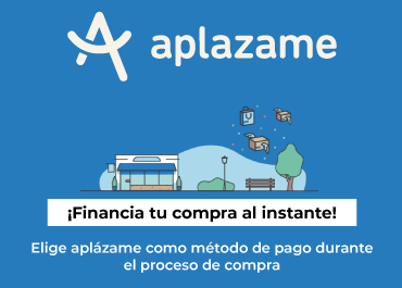Financiar con aplazame